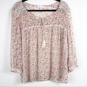 Vince Camino pullover blouse